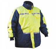 Delf Hi Visability Jacket