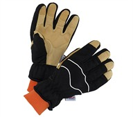Cold Store Leather Plam Gloves