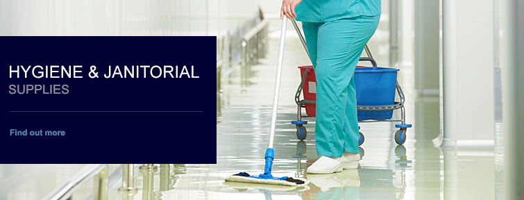 Hygiene and Janitorial Supplies